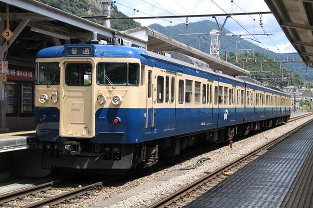 Photos: 中央本線 大月駅 115系