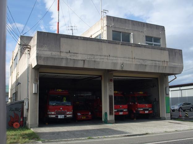 Photos: 会津坂下消防署