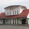 真岡鐵道 久下田駅
