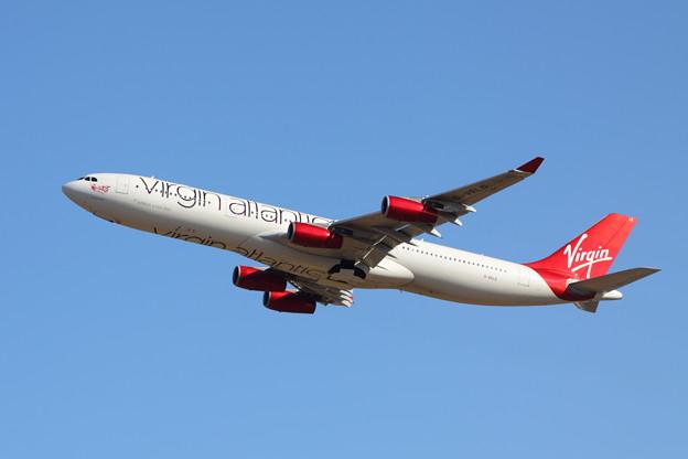 Virgin Atlantic Airways Airbus A340-313X