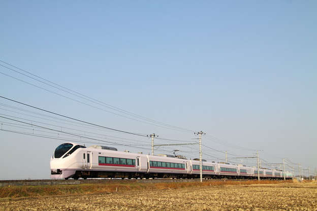 Photos: E657系 特急スーパーひたち34号
