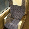 651系 グリーン車 1人用座席