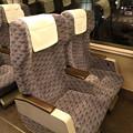 651系 グリーン車 2人用座席