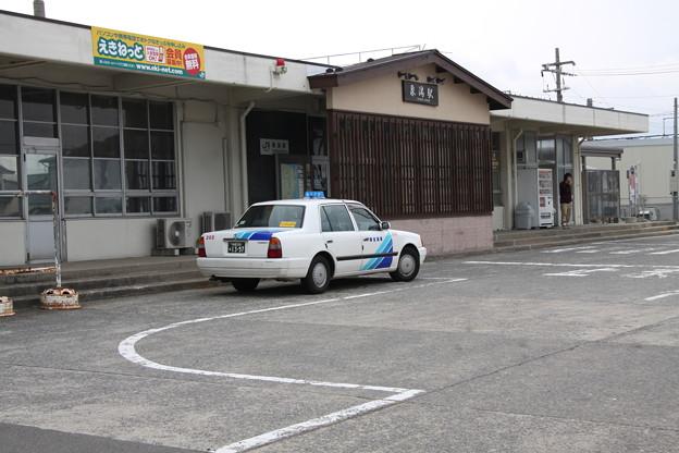 Photos: 象潟駅