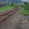 終着駅への線路