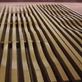 旭川駅 待合室 長椅子