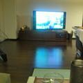 Photos: よーやくソファーからテレビ見られるようになった。前のテレビ、距離...