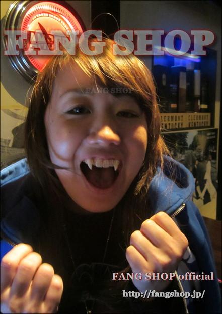 FANG SHOP 付け牙 N-0241