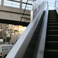 Photos: エスカレーターのある歩道橋 (葛飾区亀有)