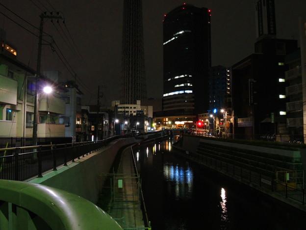 西十間橋 (東京都墨田区業平)