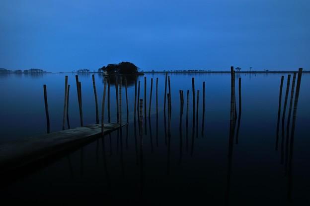 写真: 静 寂