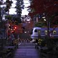 夕景の北鎌倉