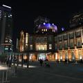 東京駅イルミネーション2