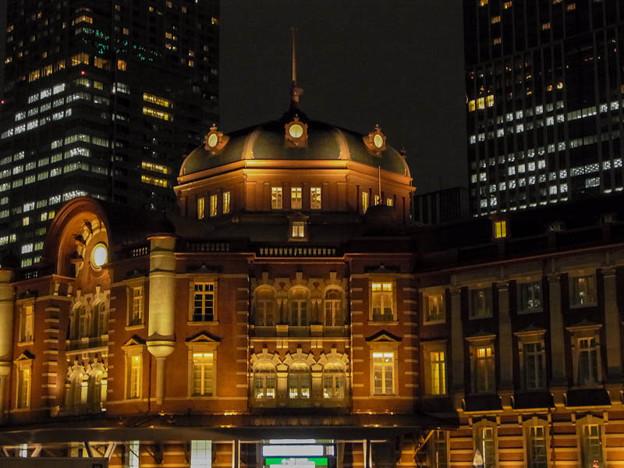 Photos: Retro Tokyo Station