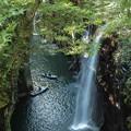 高千穂峡、真名井の滝3