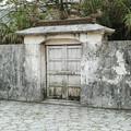 首里城の中で見かけた門2