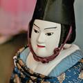 八王子車人形の人形
