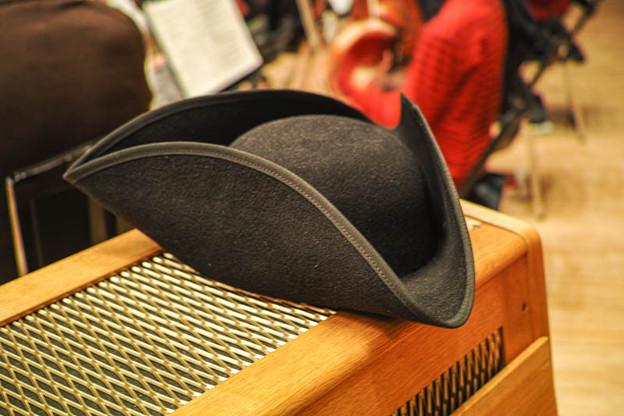 Photos: 三角帽子