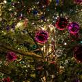 クリスマスツリーのオーナメント1@横浜赤レンガ倉庫2012