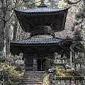 大雄山最乗寺の多宝塔
