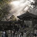 大雄山最乗寺の結界門