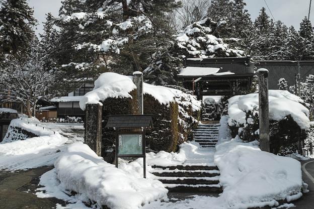 Photos: 飛騨高山、東山寺町へ
