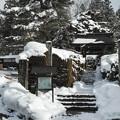 飛騨高山、東山寺町へ