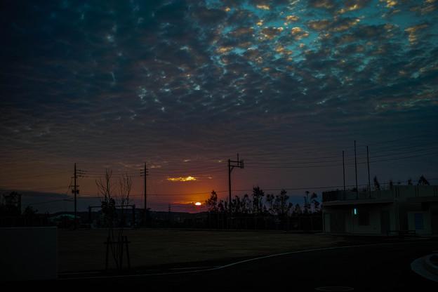 Photos: 沖縄の朝焼け7@SIGMA-DP2Merrill