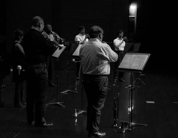 Photos: Trumpets 6重奏