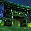 お寺の山門