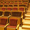 ある種の体型限定様用客席(爆)