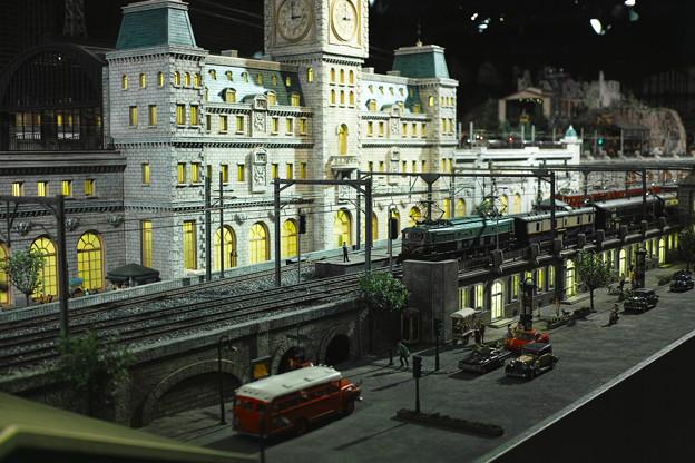 Photos: 原鉄道模型博物館の昼