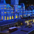Photos: 原鉄道模型博物館の夜