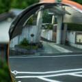 東京八王子の両輪山龍谷寺の山門を、、