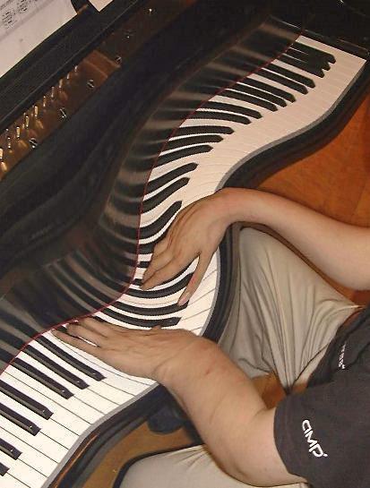 ピアノで歌うということは