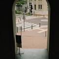 神奈川県立歴史博物館の中から、、