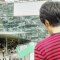 ガリバーが現れても誰も驚かない街、渋谷