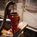 Photos: 古井戸っぽいが、現役の井戸