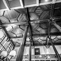 三菱一号館のカフェ1894の天井