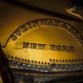 写真: NEW YORK Steinway