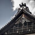 Photos: 瓦の端っこ