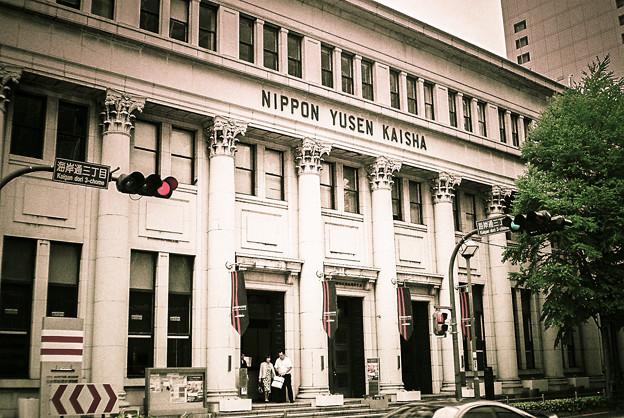 日本郵船歴史博物館@横浜