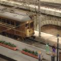 金色の電車@原鉄道模型博物館