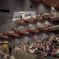 Photos: 客席の上で吹いたヒーロー達