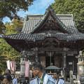 一番札所四萬部寺の伽藍@秩父霊場巡礼の旅2013