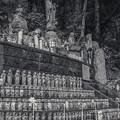 一番札所四萬部寺の裏にて2@秩父霊場巡礼の旅2013