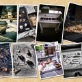 Photos: 第三回東京蚤の市コラージュ1