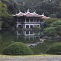 Photos: 新宿御苑旧御凉亭