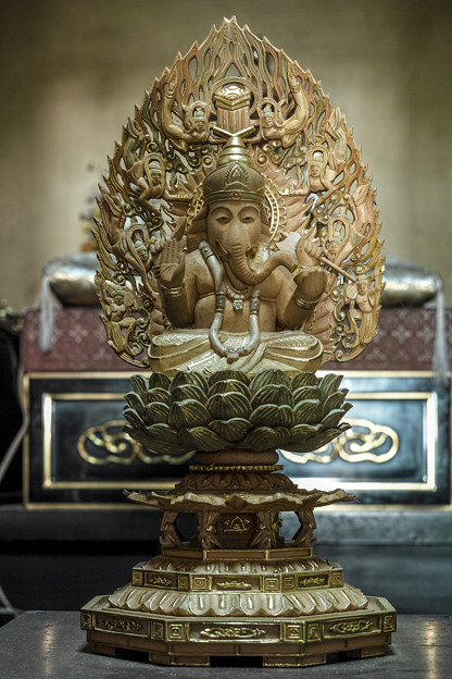 Ganesha in Japan