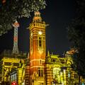 夜のジャックの塔